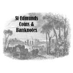 St Edmunds Coins & Bank Notes